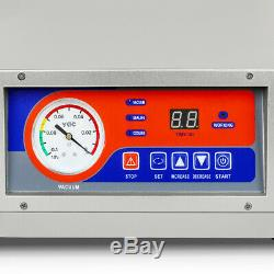 110V Commercial Automatic Vacuum Sealer Food Sealing Packing Machine DZ-260C