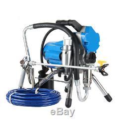 110V Commercial High Pressure Airless Spray Paint Gun Sprayer Spraying Machine