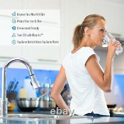 110W Ultraviolet Light Water Filter 24GPM UV Large Home Commercial