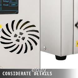120W 22 Commercial Vacuum Sealer Food Sealing Machine Home Packing Pressure