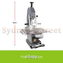 1500W Commercial Meat Bone Saw Machine Electric Bone Cutting Band Cutter 110V US