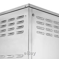 1 Flavor Commercial Frozen Hard Ice Cream Machine Maker 20L/H Stainless Steel