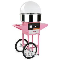 20.5 Clear Bubble Dome for Electric Commercial Cotton Candy Fairy Floss Machine