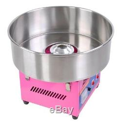 20 Electric Cotton Candy Machine DIY Floss Commercial Maker Party Wedding Pink