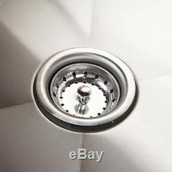 23 Stainless Steel Utility One Compartment Commercial Restaurant Mop Prep Sink
