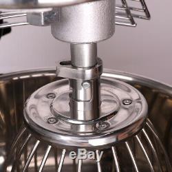 30Qt 1.5HP Electric Food Stand Mixer Dough Mixer Cooking restaurants Commercial