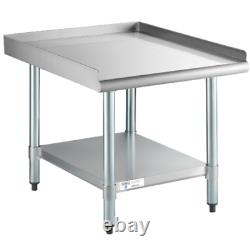 30 x 24 Stainless Steel Table Commercial Mixer Grill Heavy Equipment Stand