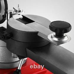 370W Circular Saw Blade Grinder Sharpener Machine Chainsaw Slideable Heavy Duty