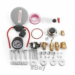 3 Gallon Air Tank 200 PSI Compressor Onboard System For Train Truck Boat Horn US