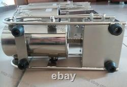 5L Commercial Manual Stainless Steel Hand Crank Horizontal Churro Machine Maker