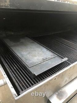 Bbq Grill Commercial Catering Parties Portable Stainless Steel
