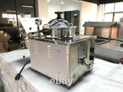 Commercial 3000W Electric 16L Pressure Deep Fryer Food Chips Potato Chicken Oven