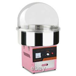 Commercial Cotton Candy Machine / Floss Maker Clear 20.5 Bubble Cover Shield