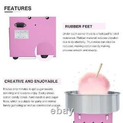 Commercial Cotton Candy Machine Maker Sugar Floss Maker Party Carnival Electric