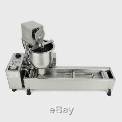 Commercial Doughnut Making Machine Automatic Donut Maker 3 Sizes Stainless Steel
