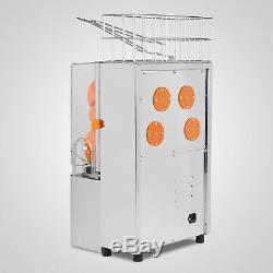 Commercial Electric Orange Squeezer Juice Extractor Lime Citrus Squeezer