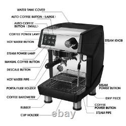 Commercial Espresso Machine Coffee Maker Latte Cappuccino Coffee Machine