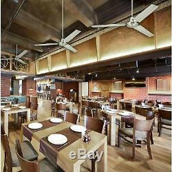 Commercial Industrial Shop High Speed Garage Ceiling Room Metal Fan Heavy Duty