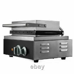 Commercial Nonstick Electric 6pcs Waffle Maker Hot Dog Machine Stick Baker USA