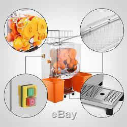 Commercial Orange Juice Squeezer Machine Lemon Fruit Squeezer Juicer Extractor