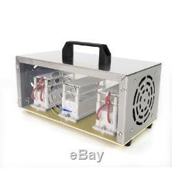 Commercial Ozone Generator 30000mg Air Purifier Deodorizer Sterilizer & Timer