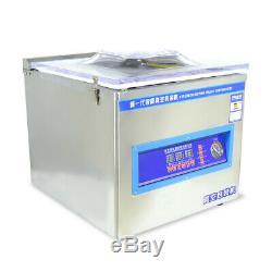Commercial Vacuum Packing Sealing Machine Sealer 1260W Chamber Fresh 110V