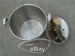 ET-DYG-50 ETON Commercial stainless steel high capacity gas pressure cooker 51L