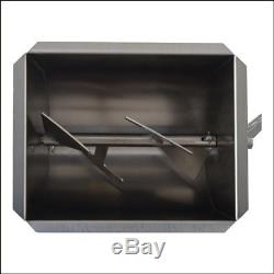 Hakka Meat Mixer 20 Pound /10 Liter Capacity Tank Commercial Manual High Quality