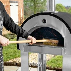Harrier ARVO Pizza Oven Large PROFFESIONAL WOOD FIRED OVEN Garden/Outdoors