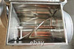 Intbuying 30QT Commercial 110V Electric Dough Mixer Mixing Machine 1.5KW