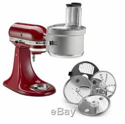 KitchenAid Food Processor Attachment, Commercial Style Dicing Kit, KSM2FPA