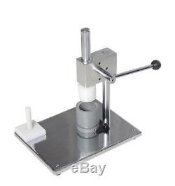 Milliard Bath Bomb Press Stainless Steel Manual Press for DIY Commercial Use