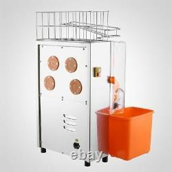 NEW Auto Orange Lemon Juicer Squeezer Extractor Machine 2000E-2 Commercial NSF