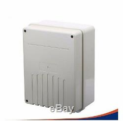 NSEE PKC55-4 300KG/700LB Residential Dual Operator Double Swing Gate Door Opener