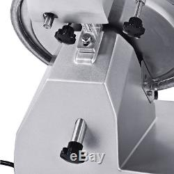 New 12 Blade Commercial Meat Slicer Deli Meat Cheese Food Slicer Industrial