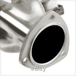 SS Exhaust Header Manifold for Cadillac 425/472/500 Big Block Hugger V8 Caddy