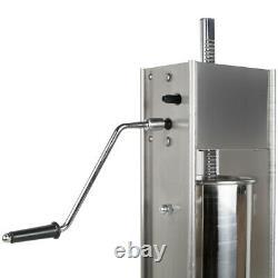 Stainless Steel Commercial Restaurant Manual Spanish Churro Maker Machine 5L