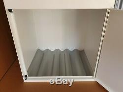 Stainless steel letterbox secure parcel delivery mailbox large fence locking