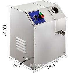 Sugarcane Press Electric Sugar Cane Press Machine 3 Rolls Commercial Juicer 400W