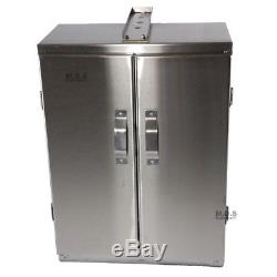 Tacos Al Pastor Authentic Mexico Machine Heavy Stainless Steel Commercial Trompo