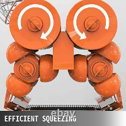 VEVOR Commercial Automatic Orange Squeezer Grapefruit Juicer Extractor Machine