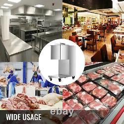 VEVOR Commercial Electric 3mm Blade Meat Slicer Dicer Meat Cutting Machine 500KG