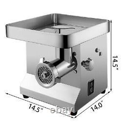 VEVOR Commercial Electric Meat Grinder 1.5HP 300KG/H Meat Filler Sausage Maker