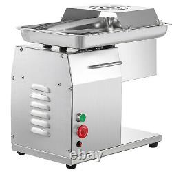 VEVOR Electric Commercial 250KG Meat Cutting Machine Cutter Slicer Dicer 551lbs