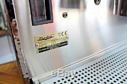 Victoria Arduino Athena Leva 3 Group Commercial Espresso Machine