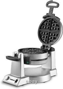Waring Pro Double Belgian Waffle Maker Machine Commercial Baker Breakfast Iron